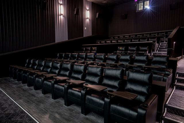 Fat Cats Mesa 5846 E Longbow Parkway Mesa Az Movie Theatres Mapquest
