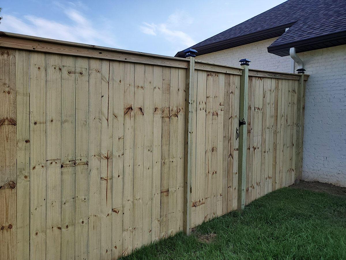 Tornado Fence Co