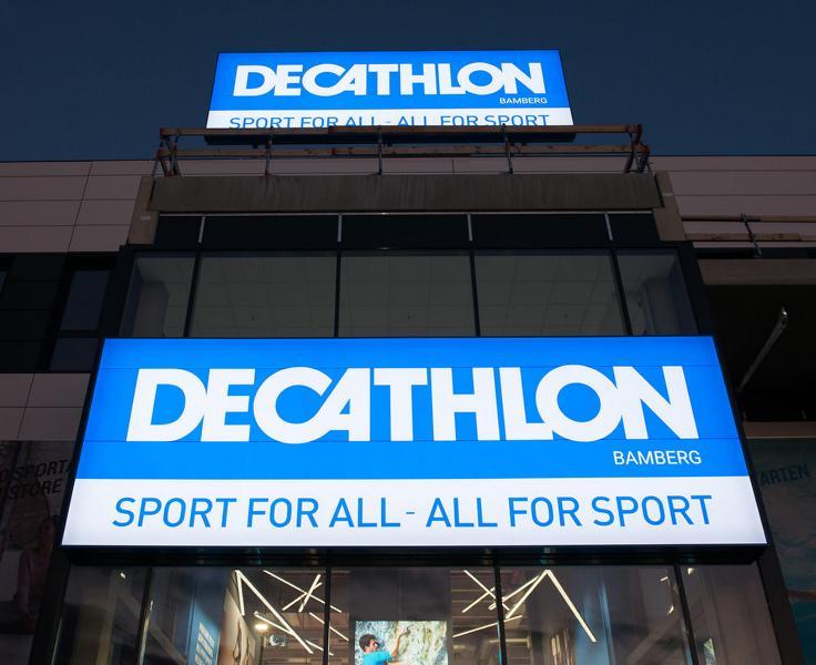 Decathlon Bamberg Sportbedarf in Hallstadt Biegenhofstr. 2