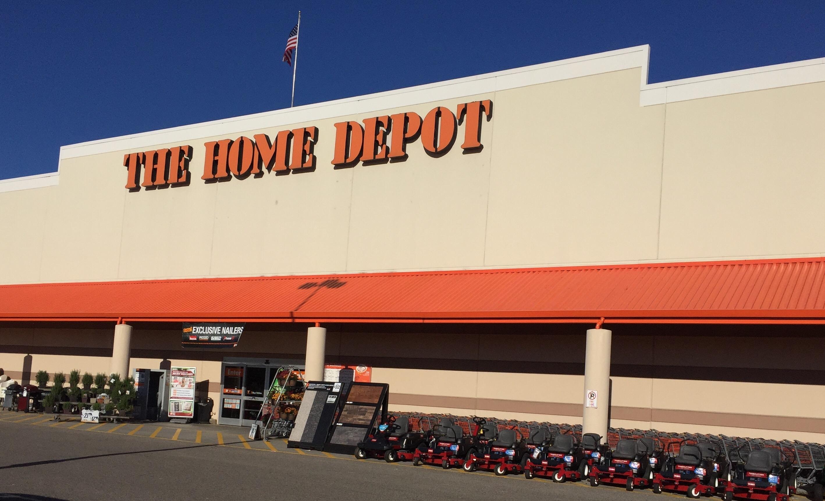 The Home Depot Trussville Alabama Al Localdatabase Com