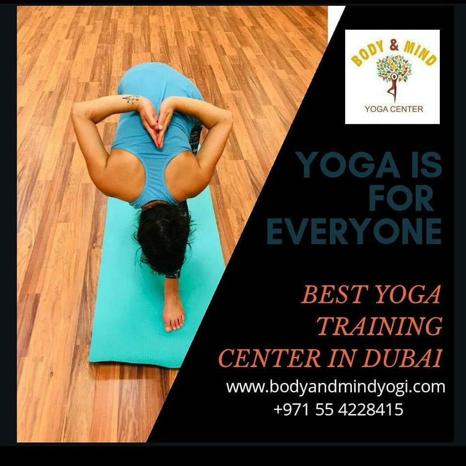 Body & Mind Yoga Center