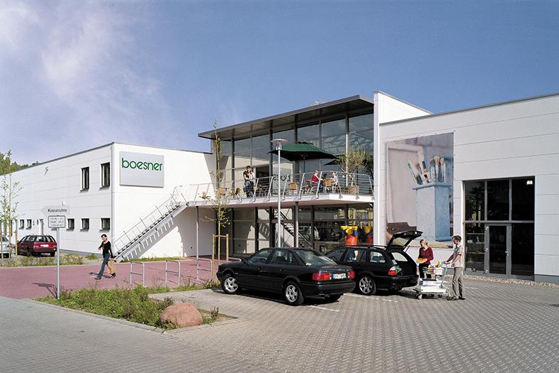 boesner GmbH - Berlin-Marienfelde