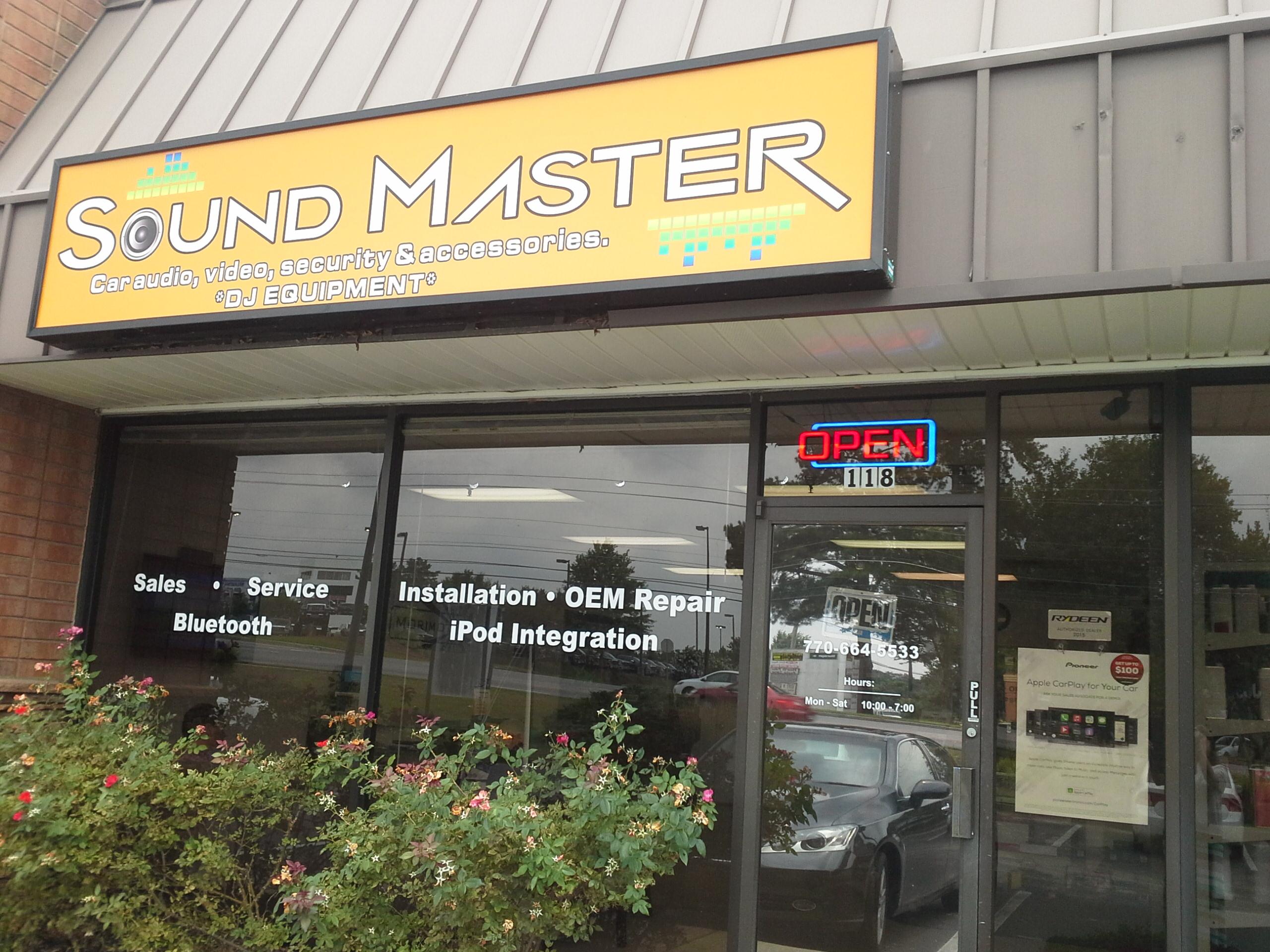 Sound Master Roswell Georgia Ga Localdatabase Com