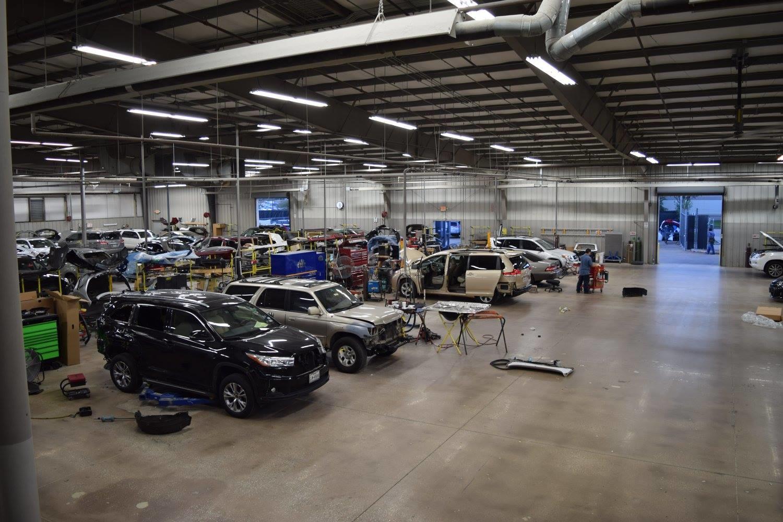 Car Paint Repair Stafford