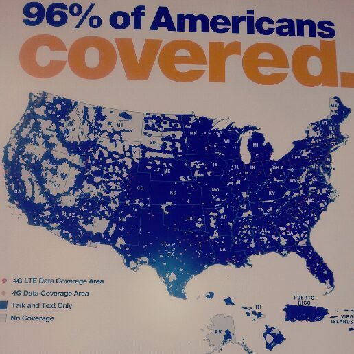 Metro Pcs In Alvin TX ChamberofCommercecom - Metro pcs us coverage map