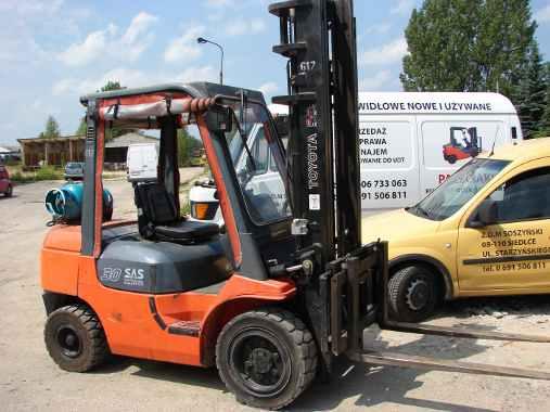 Z.D.M. Soszyński Naprawa i Sprzedaż Wózków Widłowych