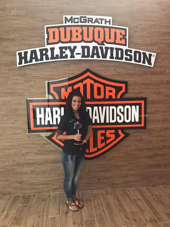 Map Of Harley Davidson Dealers In Iowa