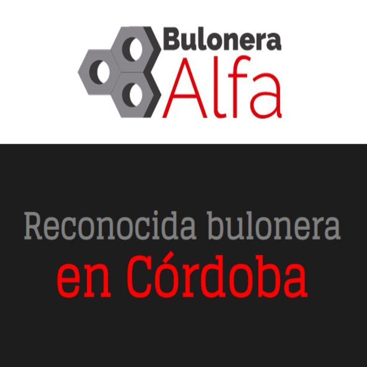 BULONERA ALFA