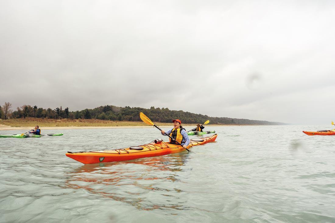 Kayak Paddle Skills Workshop