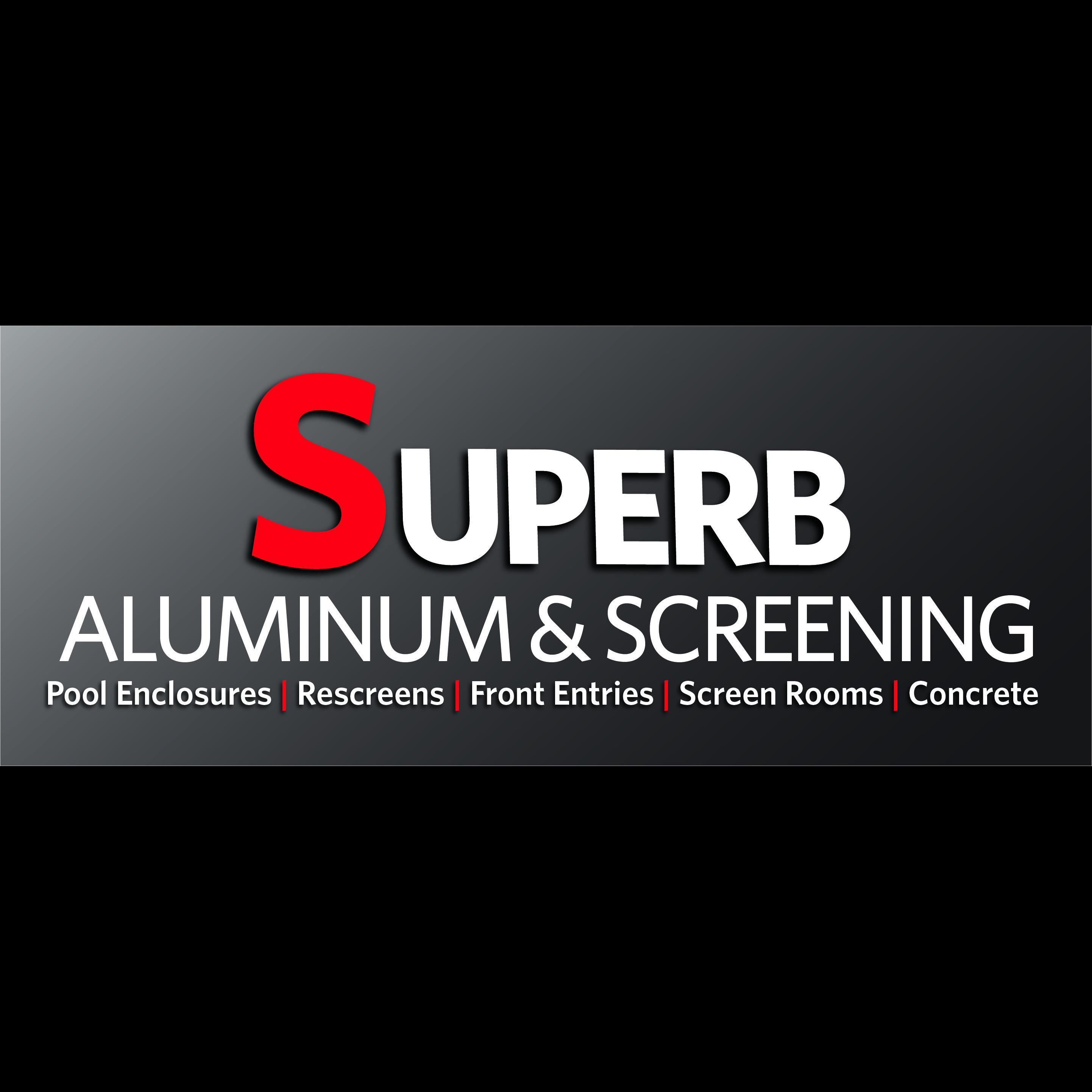Superb Aluminum & Screening