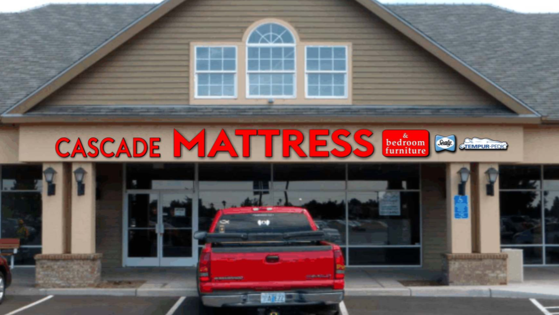 Cascade Mattress Bedroom Furniture In Bend Or 97702