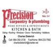 Precision Carpentry & Plumbing