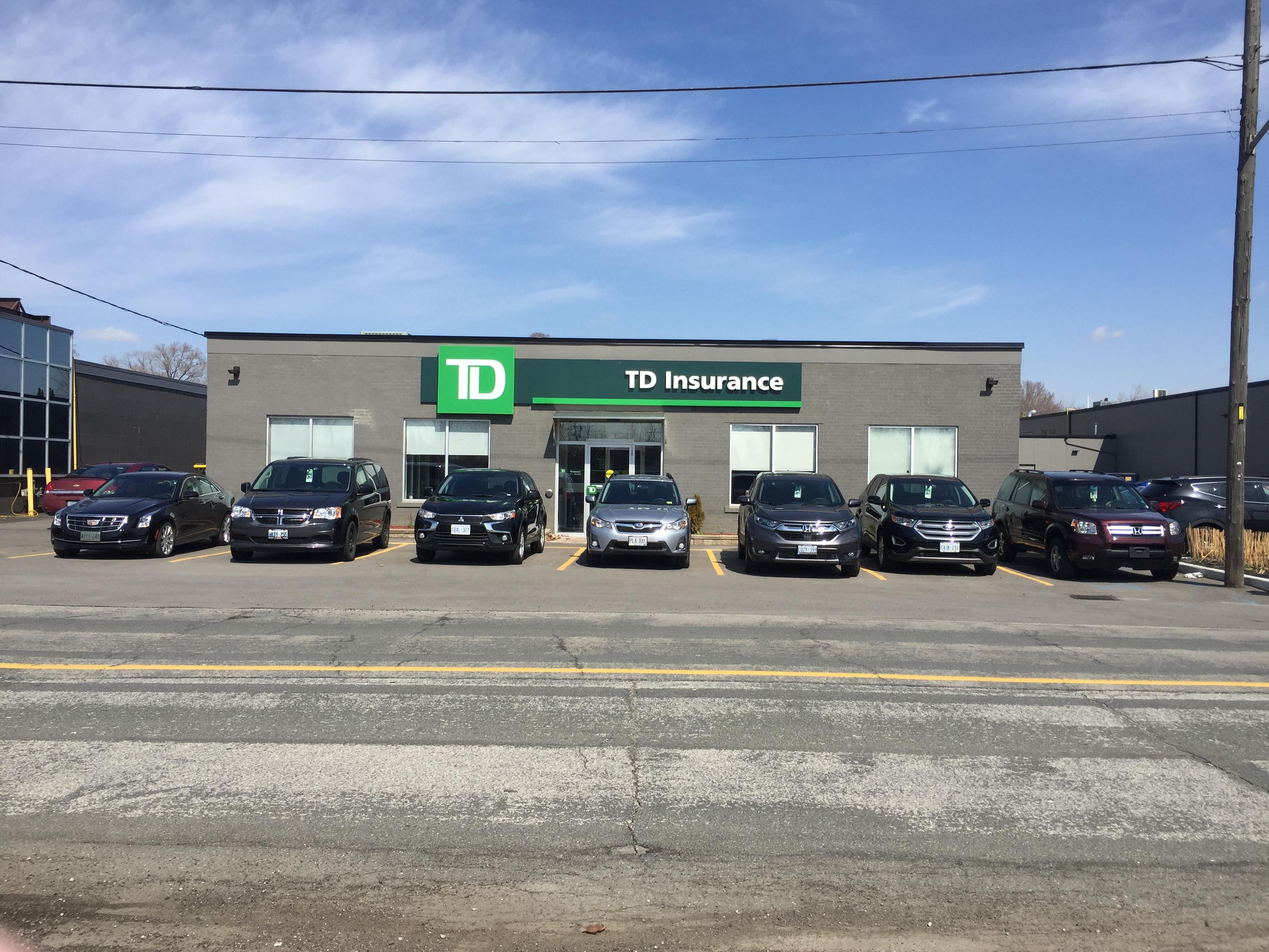 TD Insurance Auto Centre