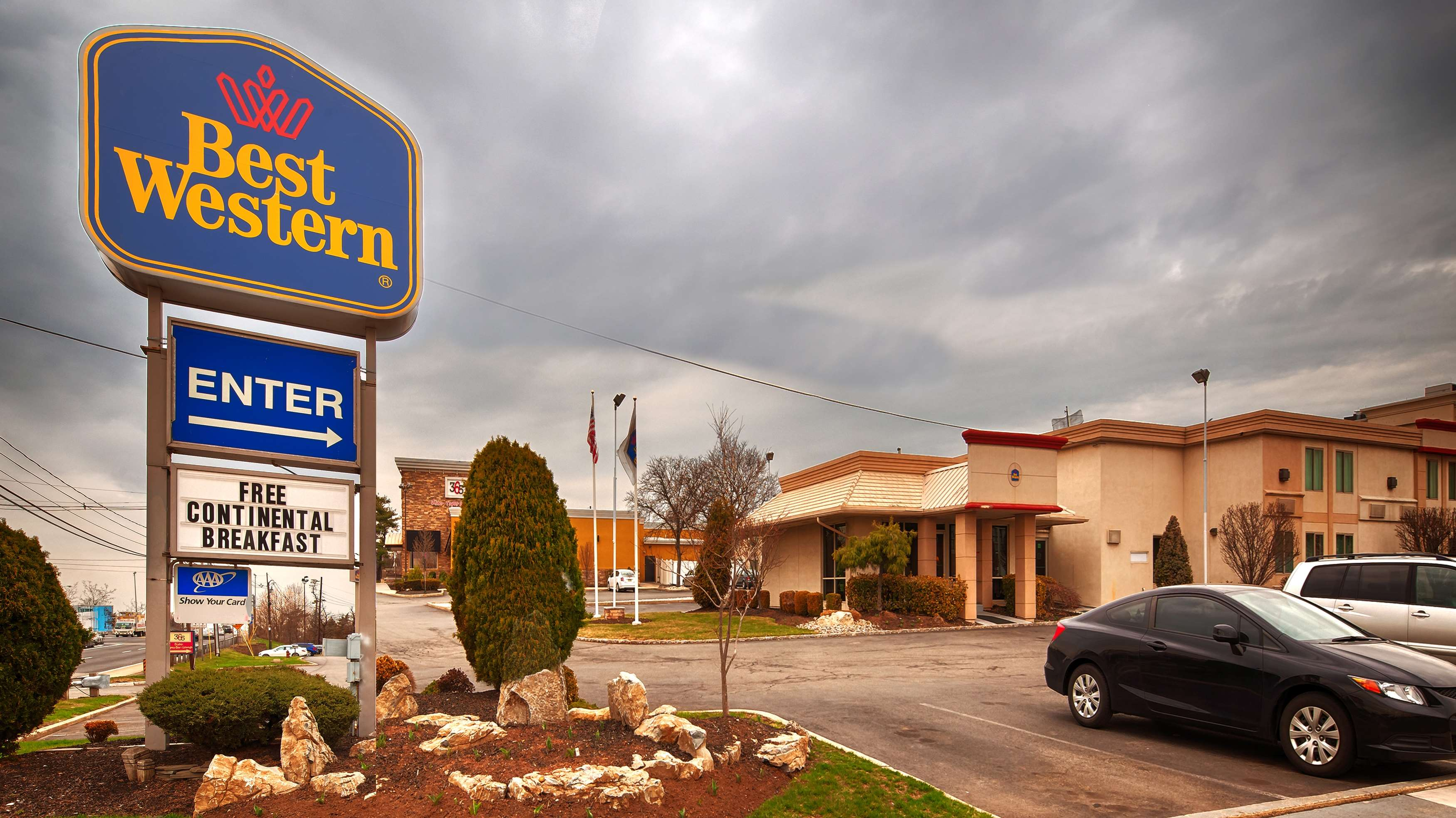 Best Western The Garden Executive Hotel South Plainfield New Jersey Nj