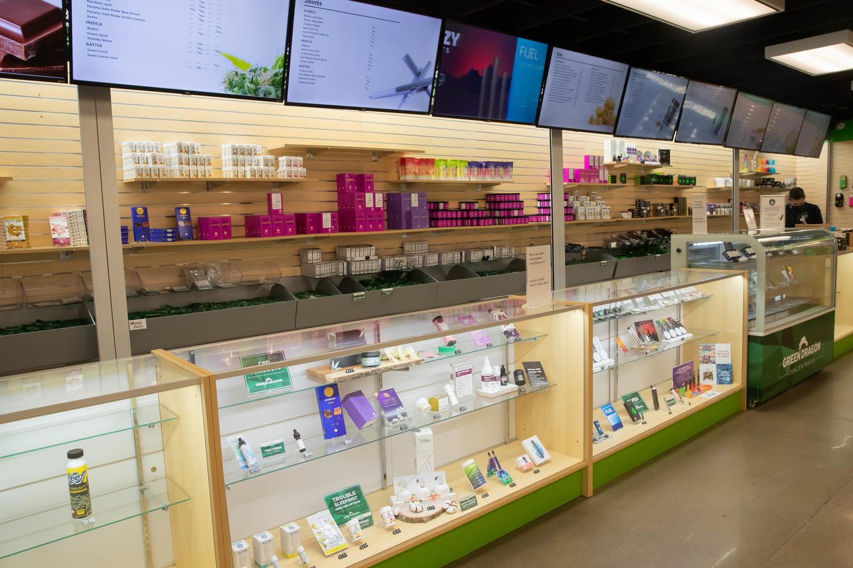 Green Dragon Recreational Marijuana Dispensary South Aurora