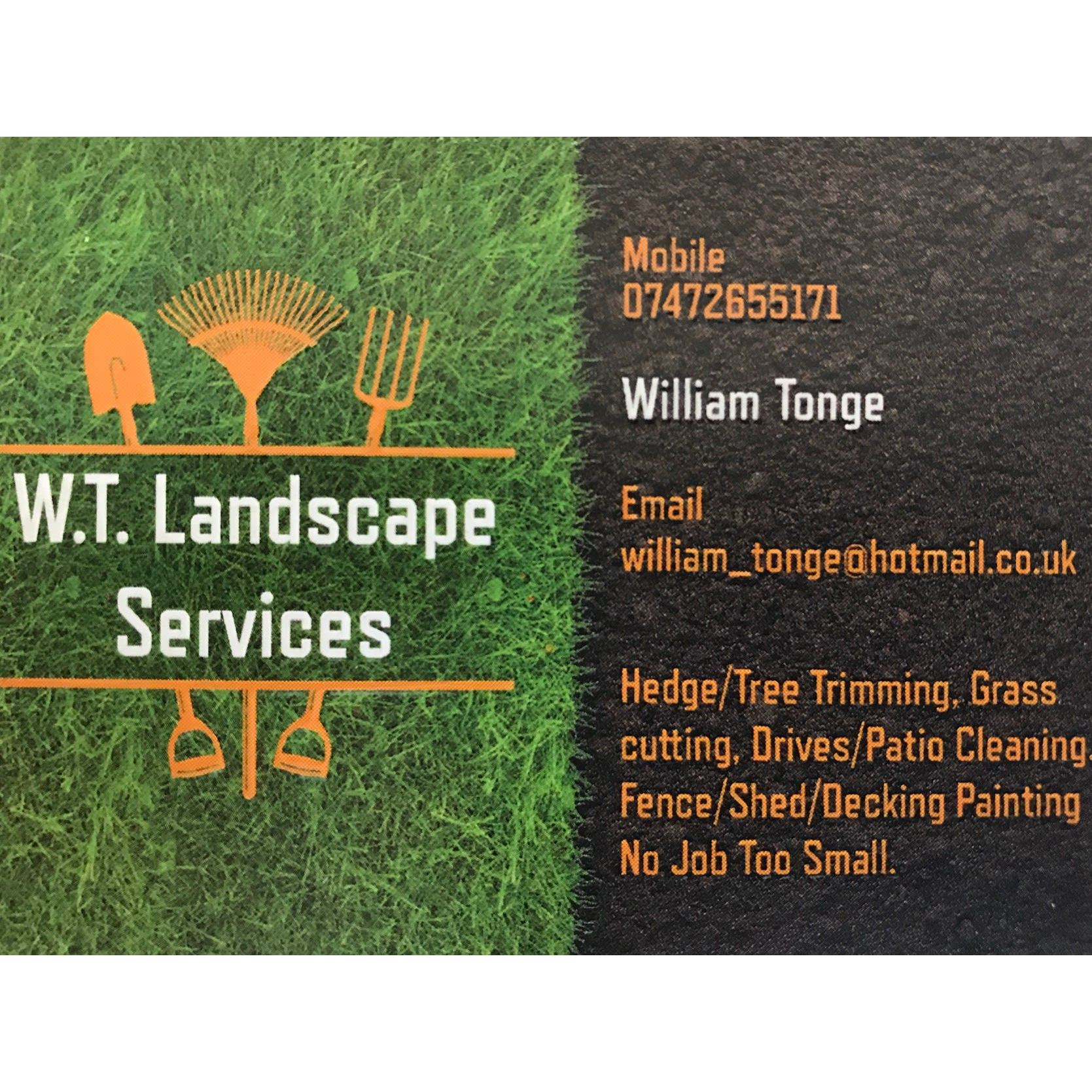 W T Landscape Services - Withernsea, West Yorkshire HU19 2NZ - 07472 655171 | ShowMeLocal.com