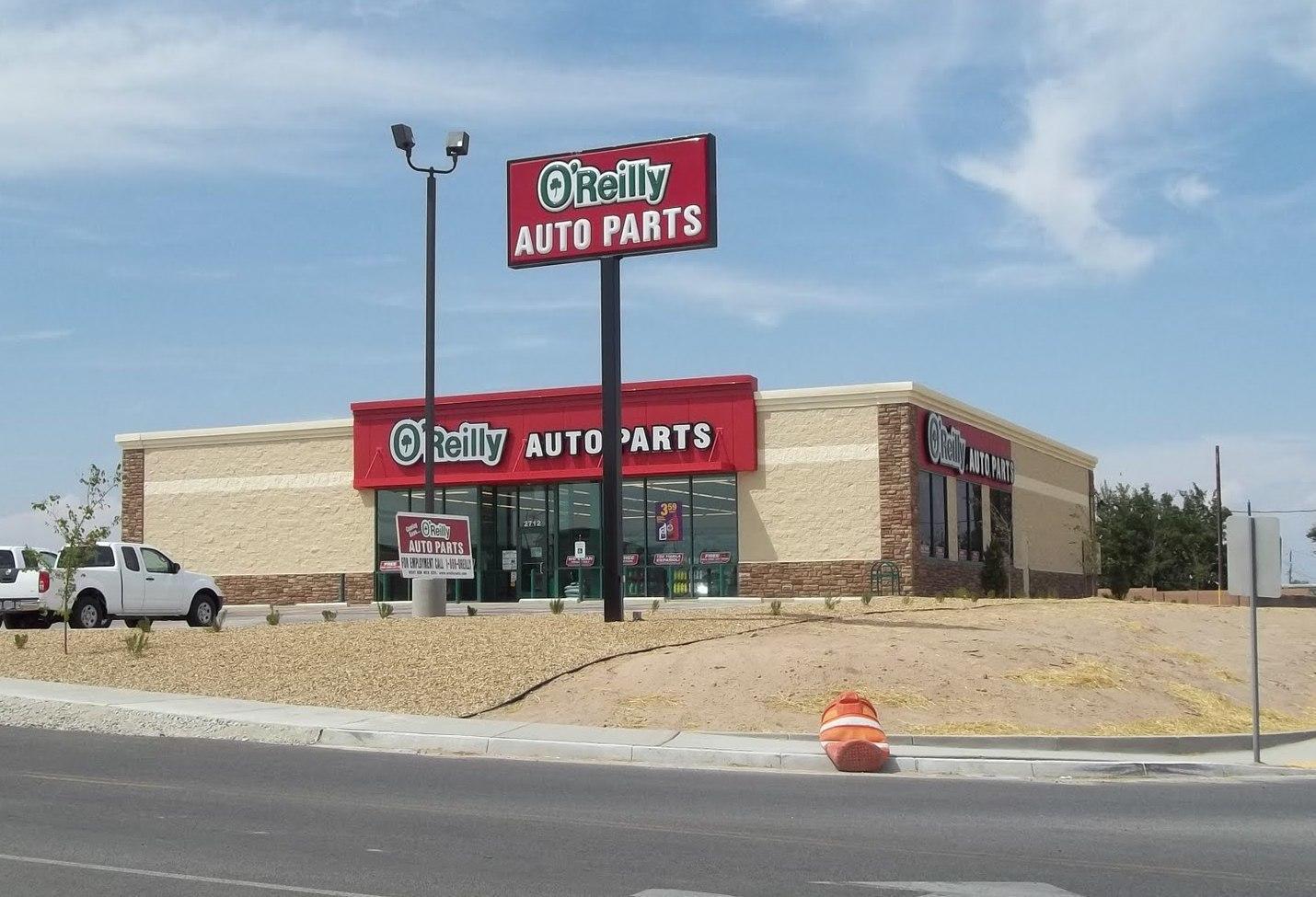 O Reilly Auto Parts Albuquerque Nm Locations