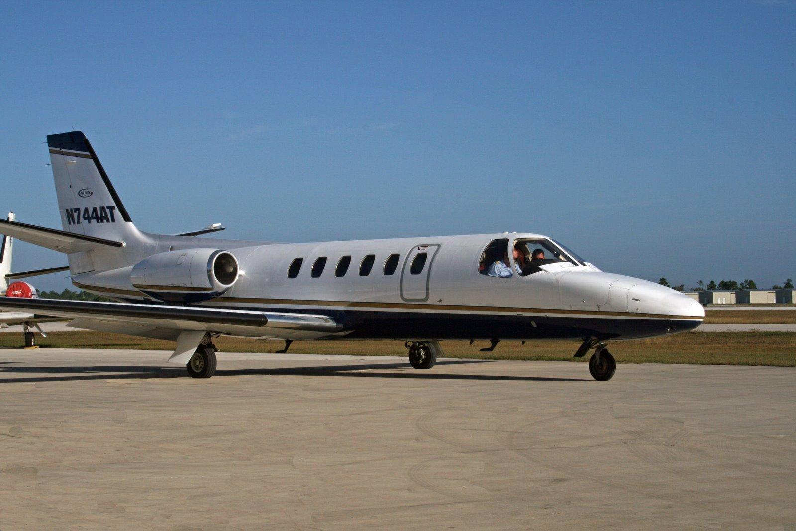 Air Trek inc. Jet Charter Company image 1