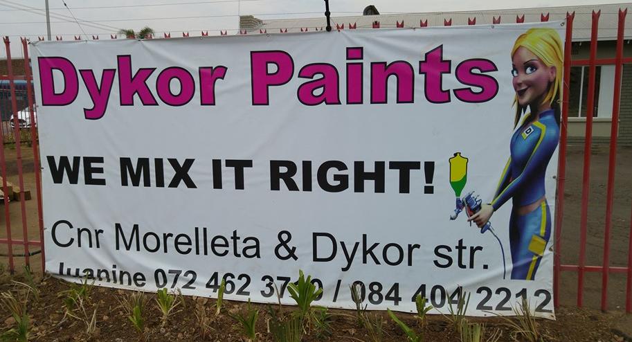 Dykor Car Paints