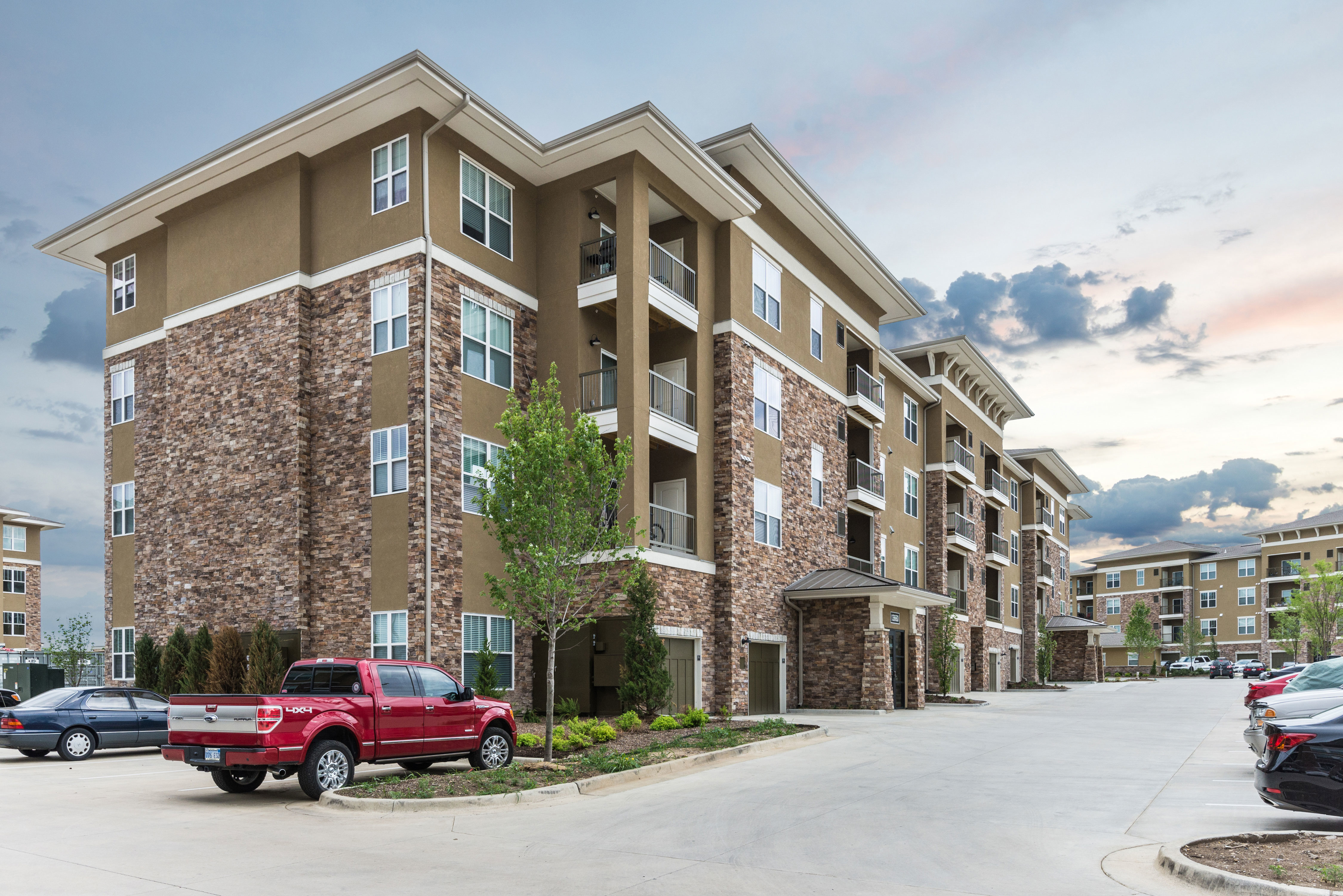 Residences At Prairiefire In Overland Park Ks 66223