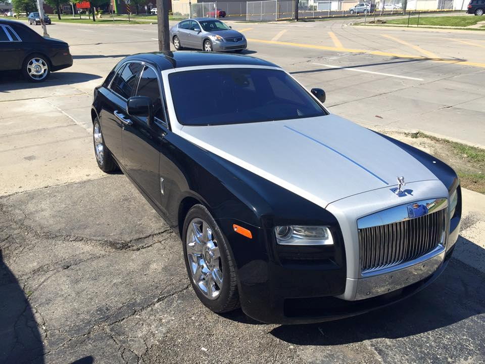 Detroit Michigan Luxury Car Rentals