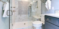 Our custom shower units will be a great addition to your bathroom renovation project.