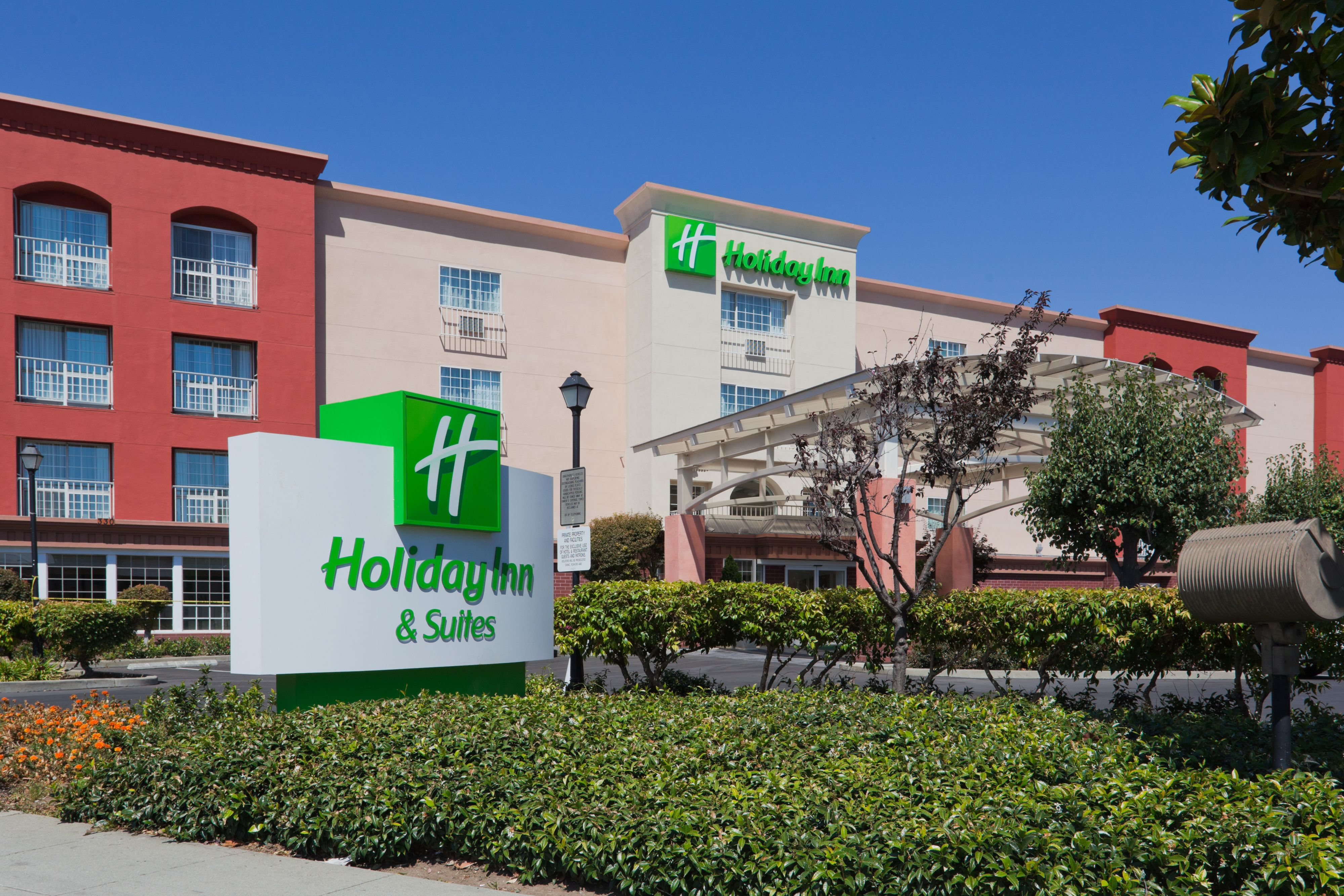 Holiday Inn Hotel And Suites San Mateo San Francisco Sfo