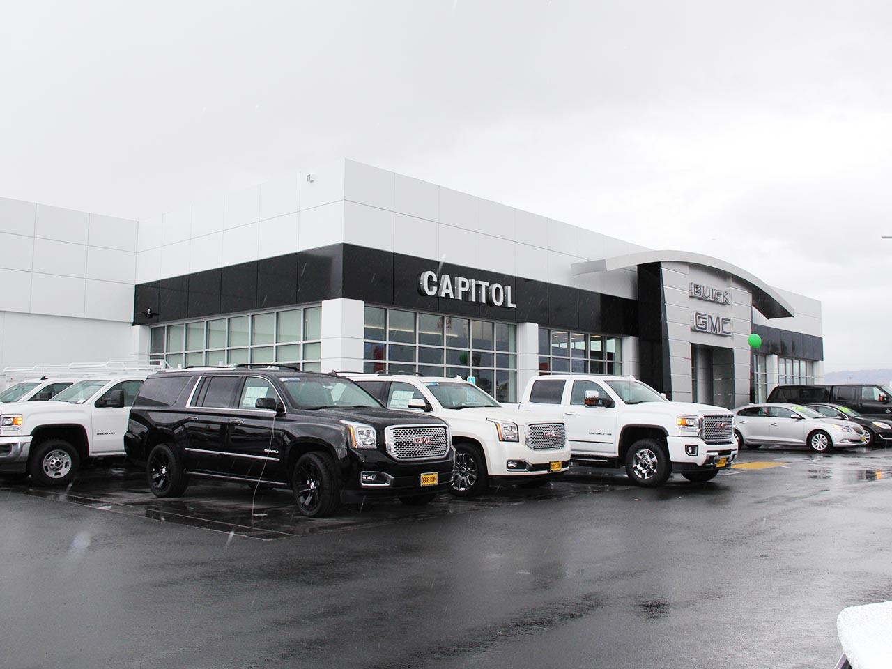 Capitol Buick GMC in San Jose, CA 95136 ...