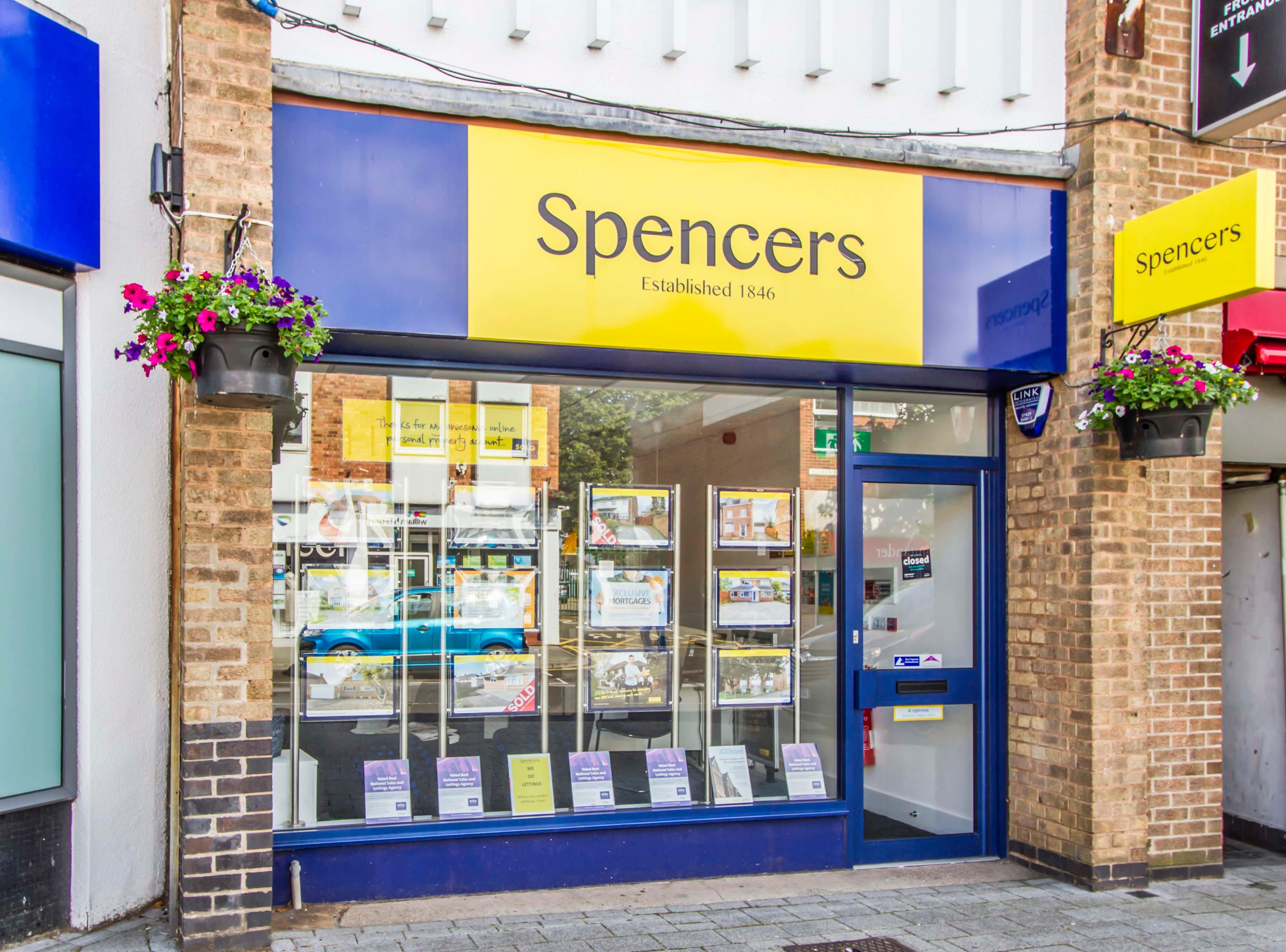 Spencers Estate Agents Oadby - CLOSED