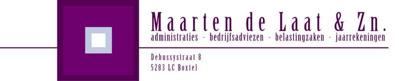 Maarten de Laat & Zn Belastingadvies