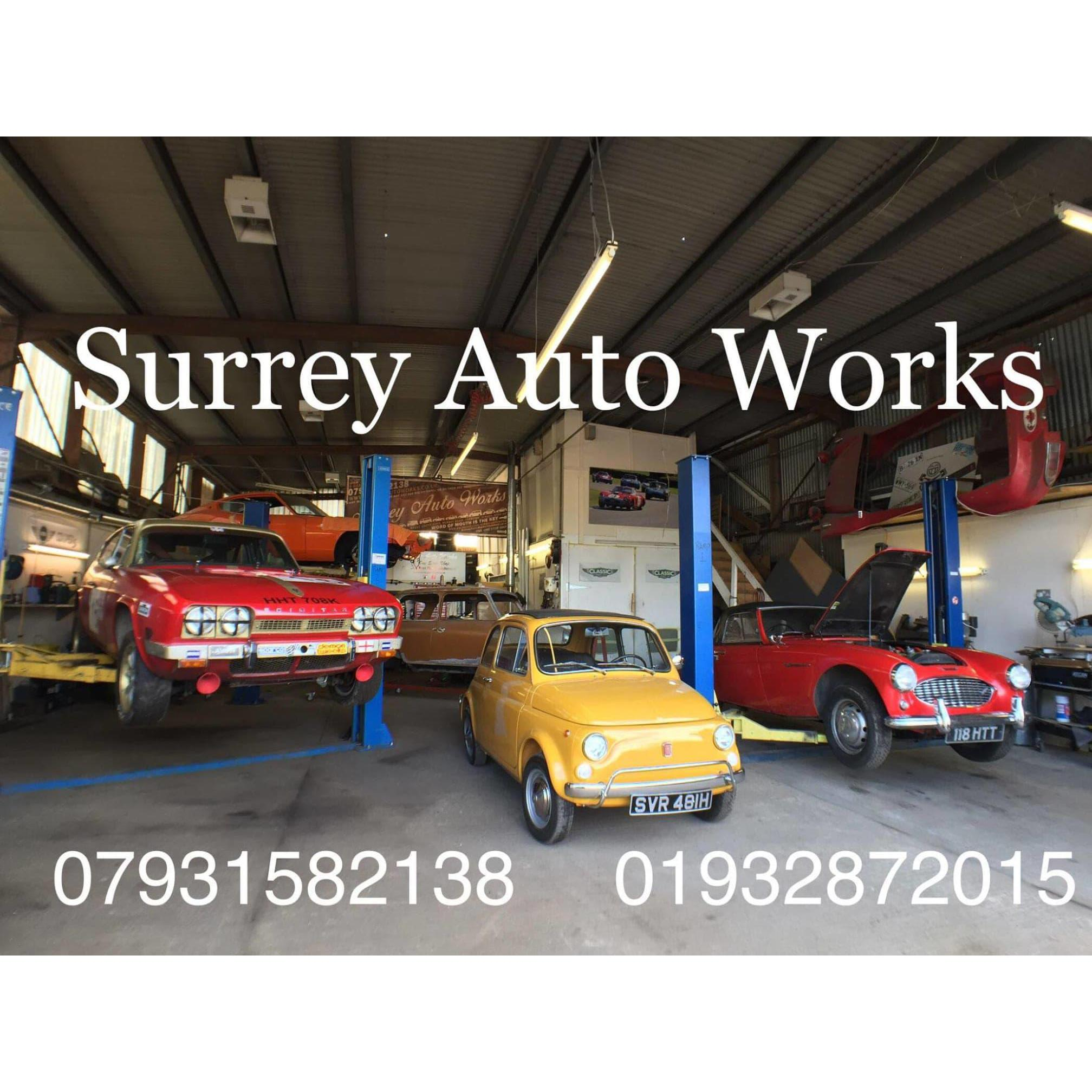 Surrey Auto Works Ltd - Chertsey, Surrey KT16 0HT - 01932 872015   ShowMeLocal.com