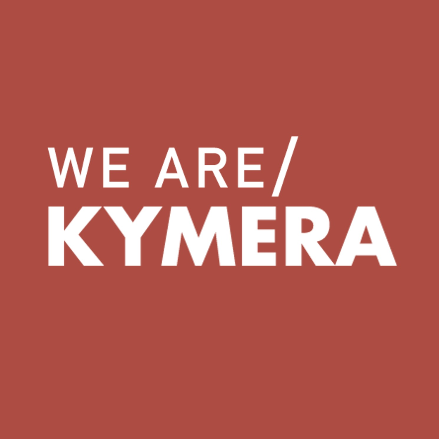 We Are Kymera