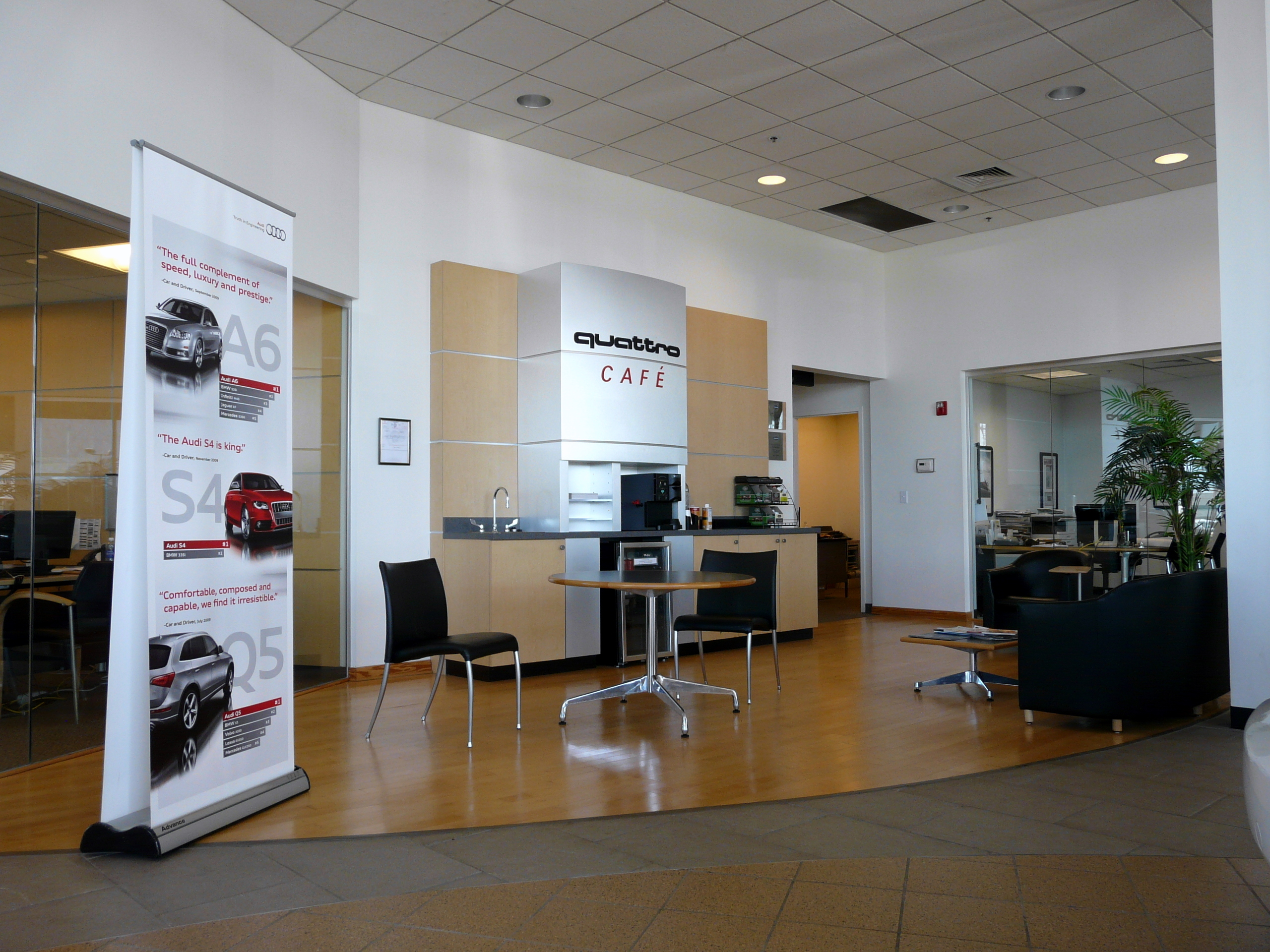 Jack Ingram Audi Nissan Porsche Volkswagen Volvo Mercedes