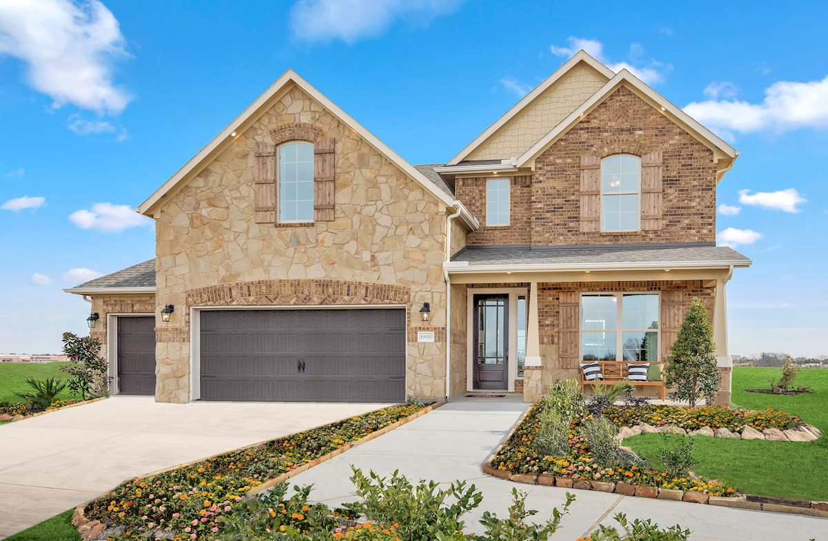 Beazer Homes Bluewater Lakes