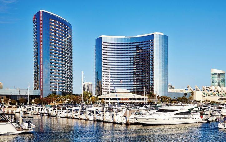 Restaurants Near Marriott Marquis And Marina San Diego