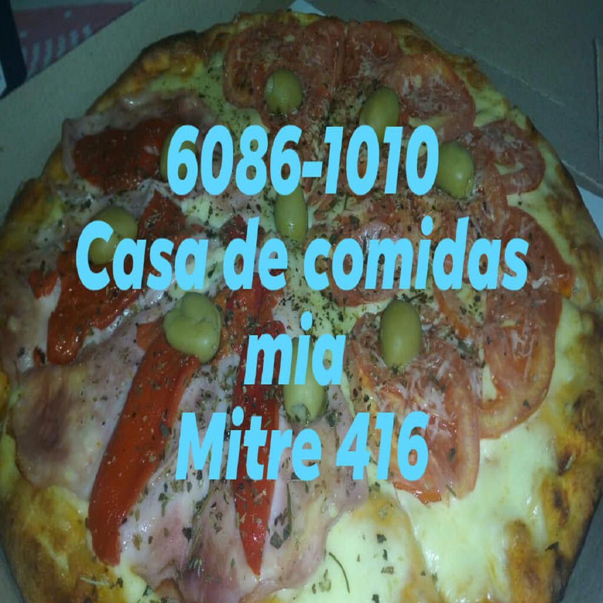 CASA DE COMIDAS MIA