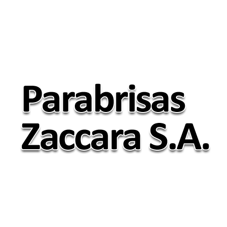 Parabrisas Zaccara SA