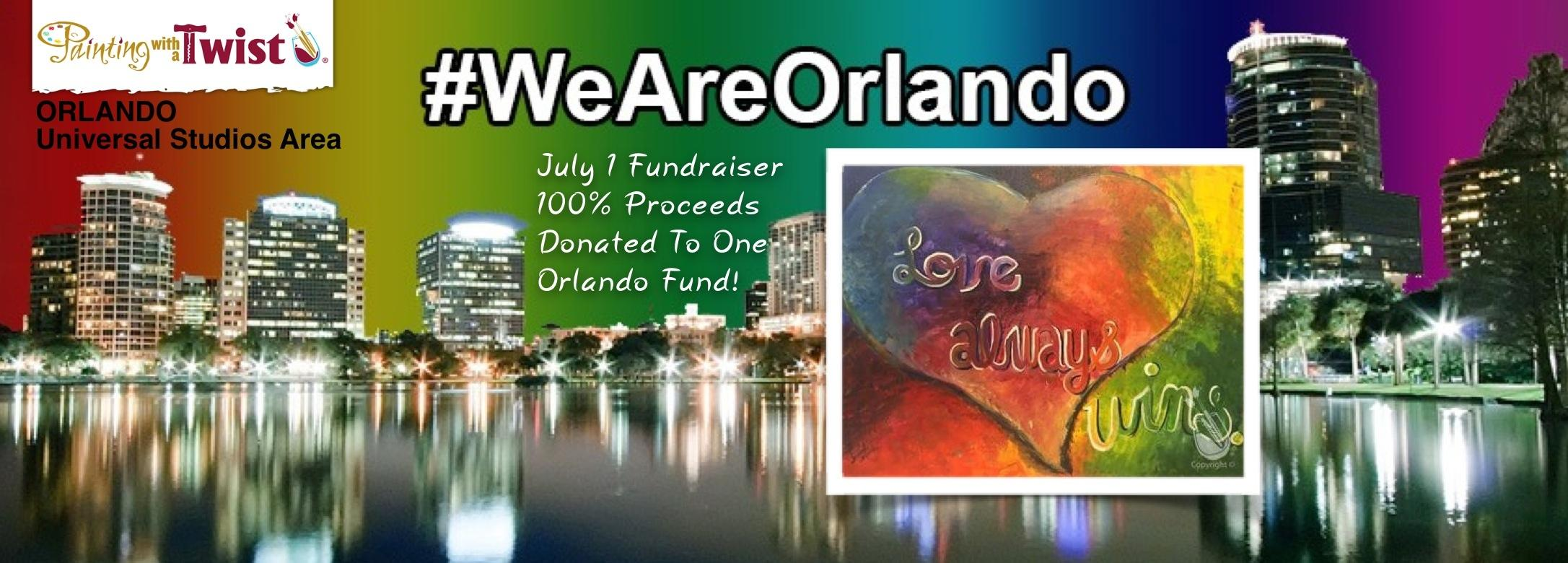 Painting with a twist orlando florida fl for Wine and paint orlando