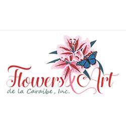 Flowers & Art De La Caraibe