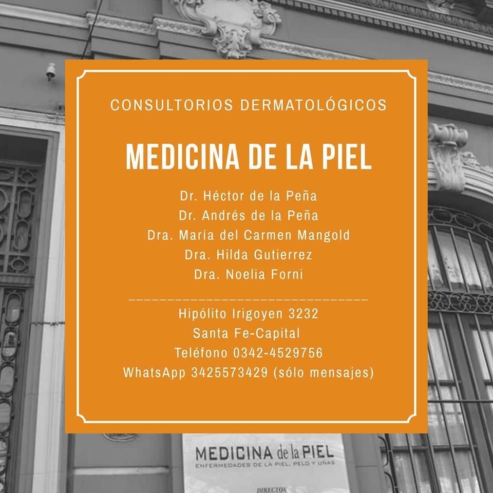 CONSULTORIOS DERMATOLOGICOS MEDICINA DE LA PIEL