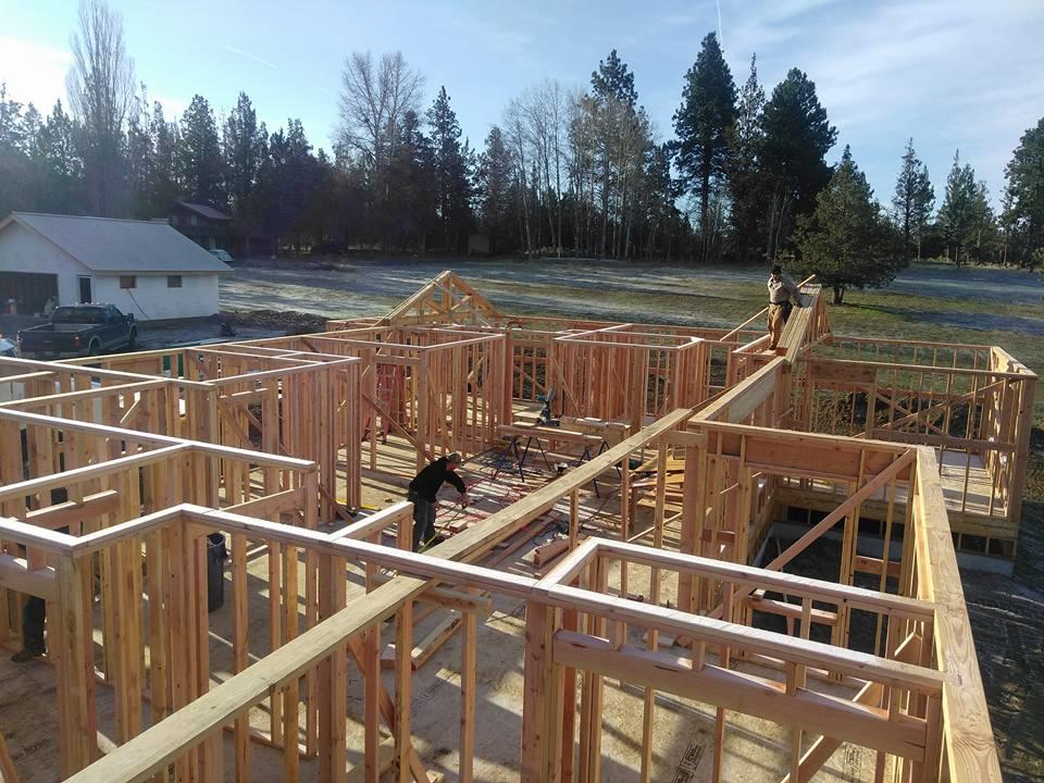 eagle ridge construction in bend or 97701
