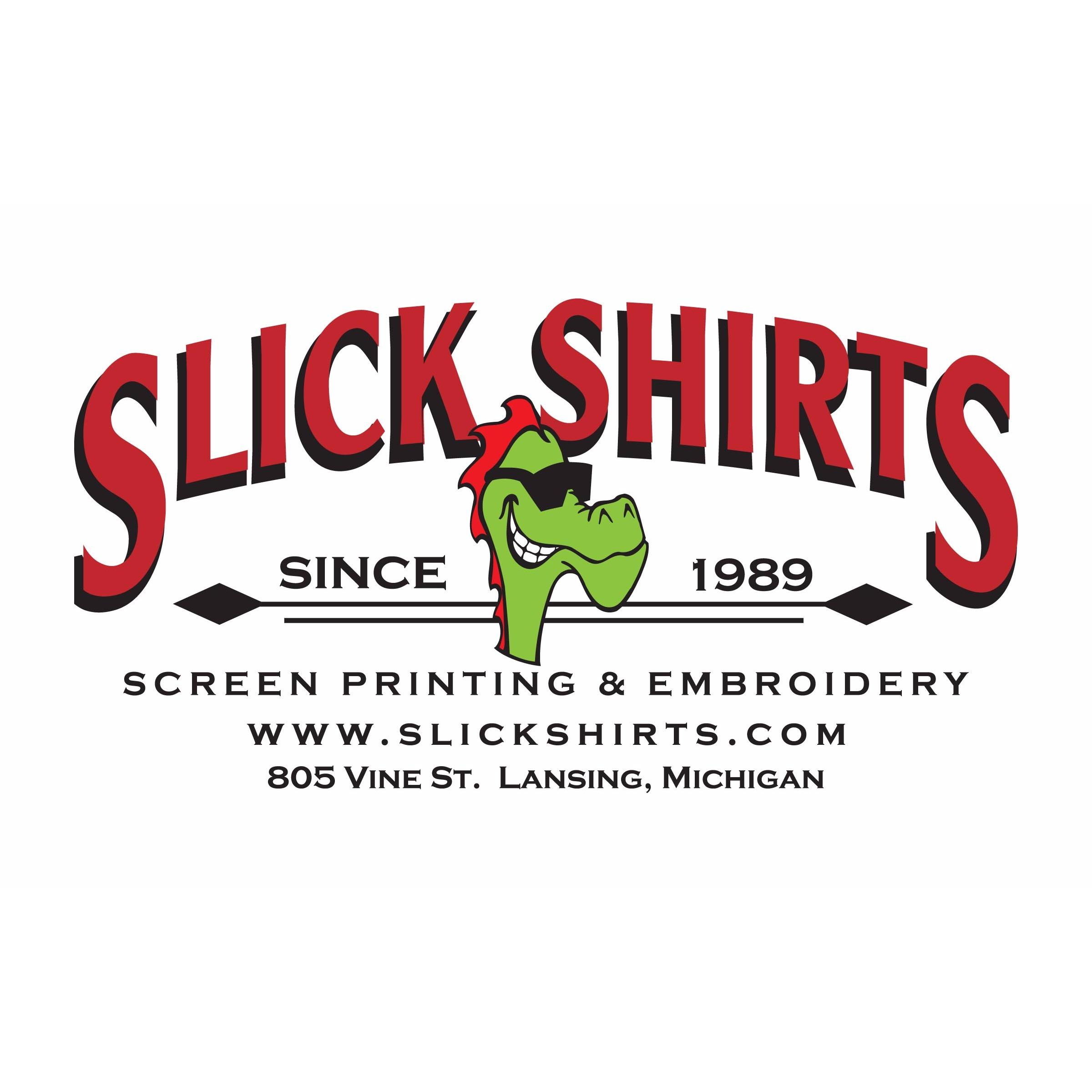 Slick Shirts Screen Printing and Embroidery