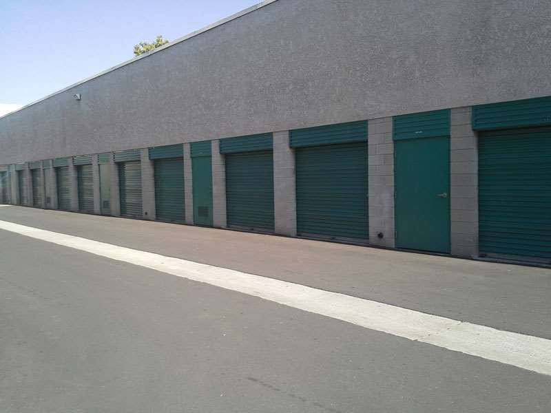 Extra Space Storage Orange California