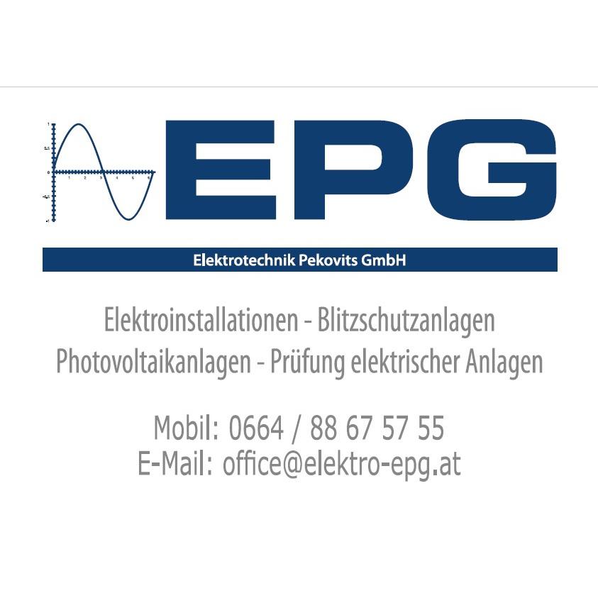 EPG Elektrotechnik Pekovits GmbH