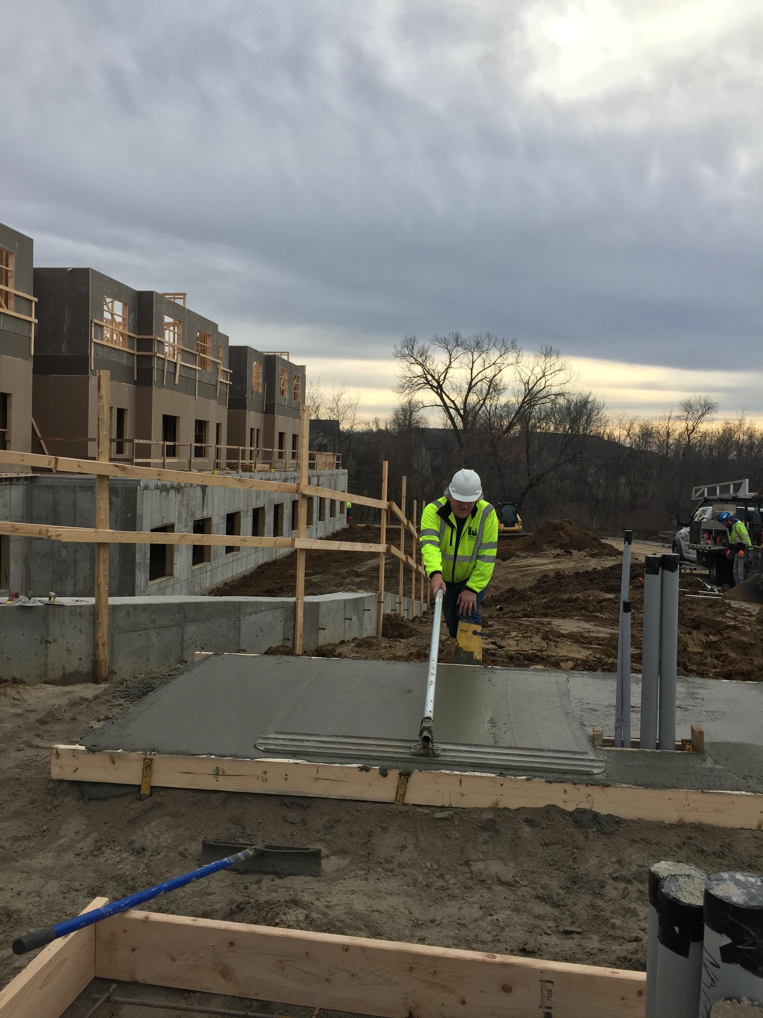 Schafbuch Concrete Amp Foundation Inc In Iowa City Ia