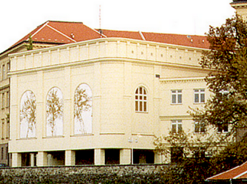 Gymnázium Pierra de Coubertina, Tábor, Náměstí Františka Křižíka 860