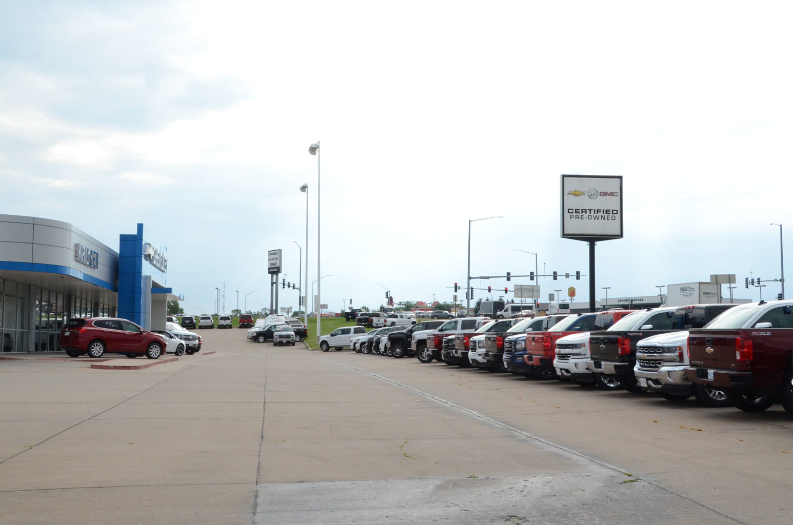 Jeep Dealers In Iowa >> Kriegers Chevrolet Buick GMC Muscatine, Muscatine Iowa (IA) - LocalDatabase.com