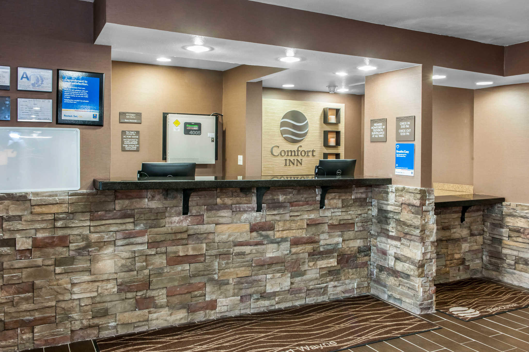 Comfort Inn Fort Wayne Indiana In Localdatabase Com