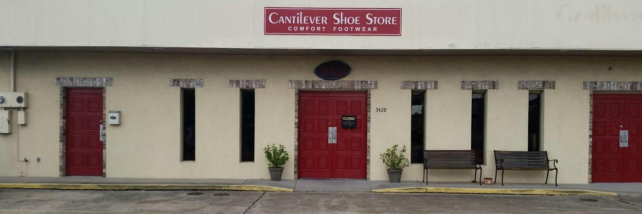 Cantilever Shoe Store Metairie La