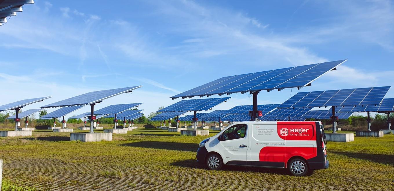 Watung Photovoltaik Anlage